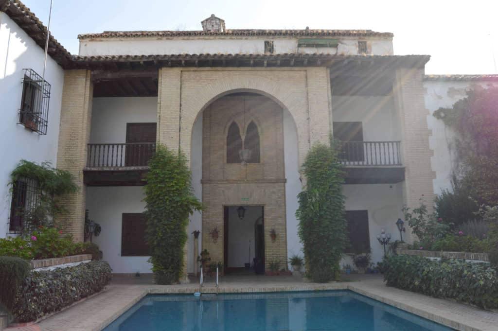 Foto patio Cordoba que sera transformado en Hotel